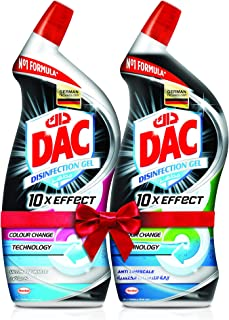DAC Toilet Cleaner Ultimate White + Limescale 750ml