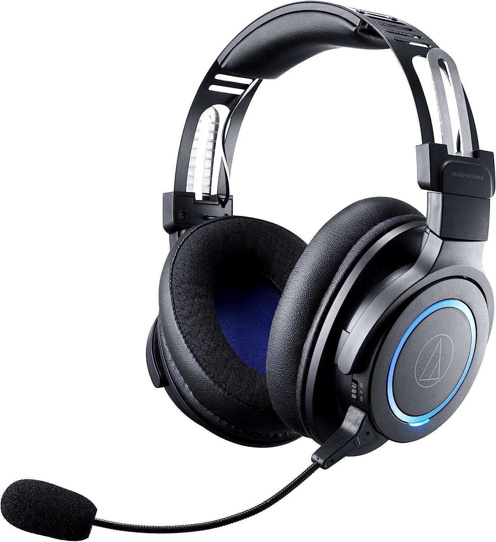 Bombing new work Luxury Audio-Technica ATH-G1WL Premium Wireless Lapt Gaming Headset for