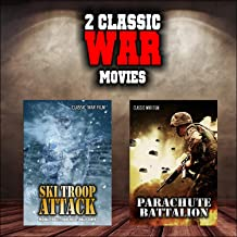 Classic War Movie Double Bill: Ski Troop Attack and Parachute Battalion