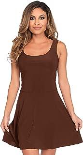 Leg Avenue Women's Costume, Brown, Medium/Large