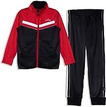 Spalding Boys' Tricot Two Piece Sweatsuit