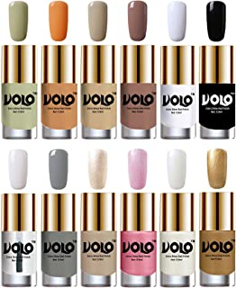 Volo Shine Nail Polish-Set of 12