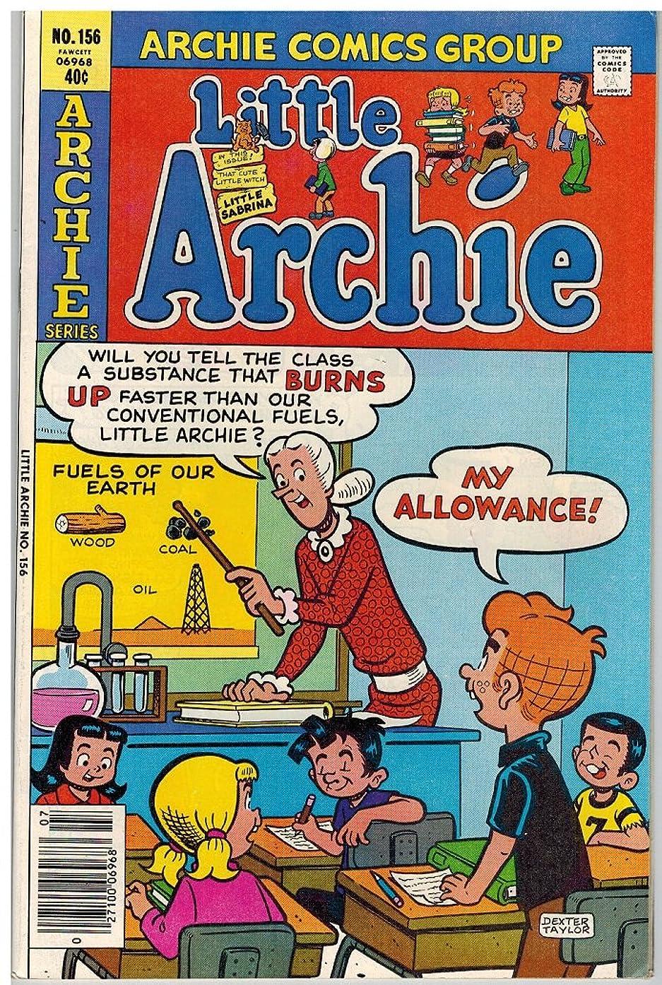 LITTLE ARCHIE (1956-1983)156 VF July 1980 COMICS BOOK