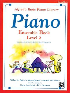 Alfred'S Basic Piano Library Ensemble Book 2