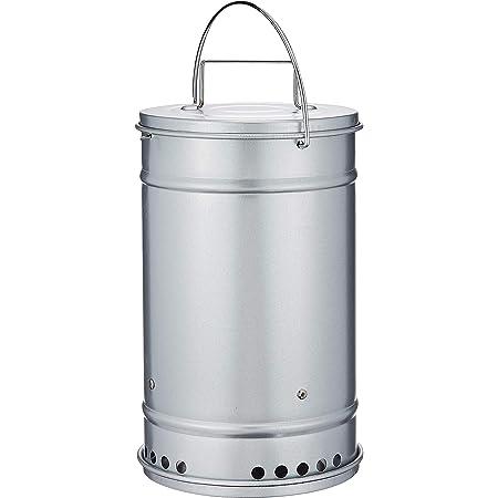 キャプテンスタッグ フェルトスモーカーセット(円筒型) M-6546