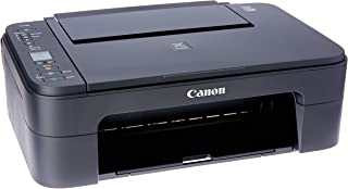 Canon Multi Function Home Printer PIXMA, Black (TS3160)