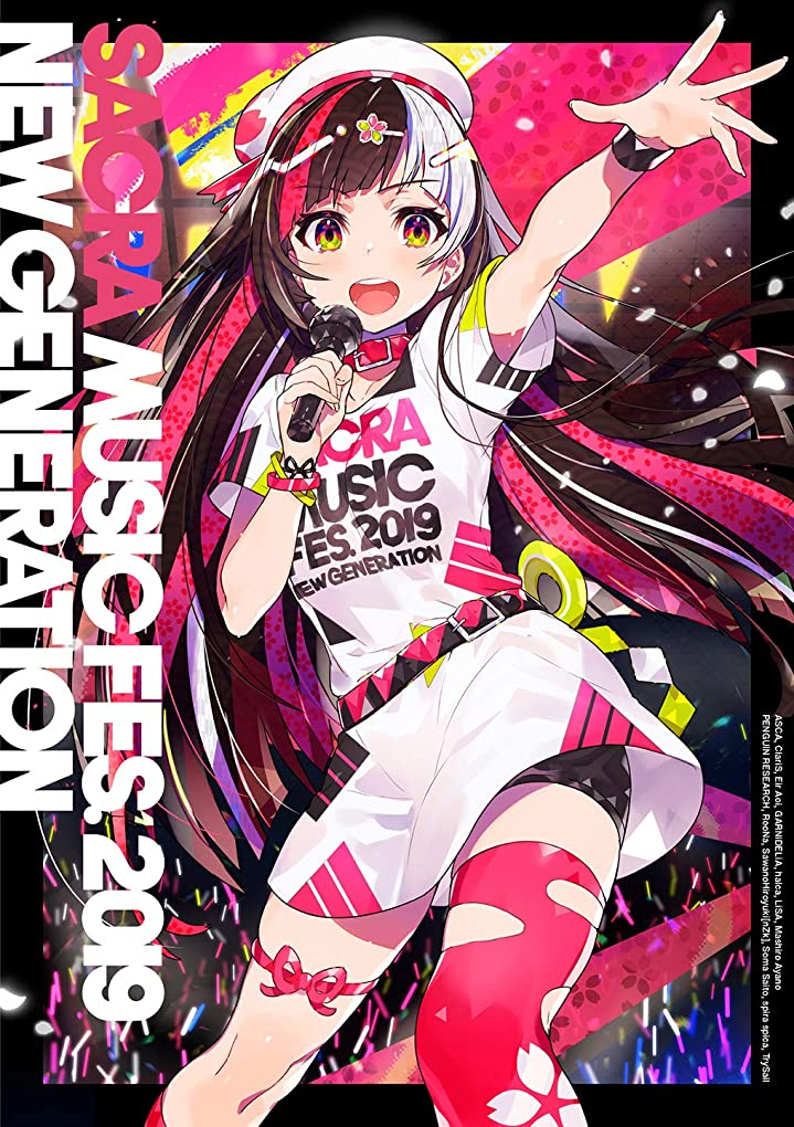 【Amazon.co.jp限定】SACRA MUSIC FES.2019 -NEW GENERATION-(初回生産限定盤)(トートバッグ付) [Blu-ray]