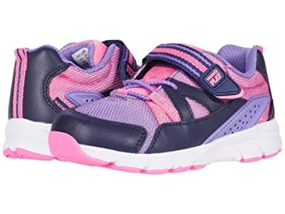 Stride Rite M2P Journey (Toddler) (Purple Multi) Girls Shoes