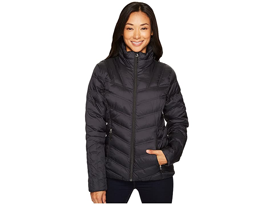 Spyder Geared Synthetic Down Jacket (Black) Women
