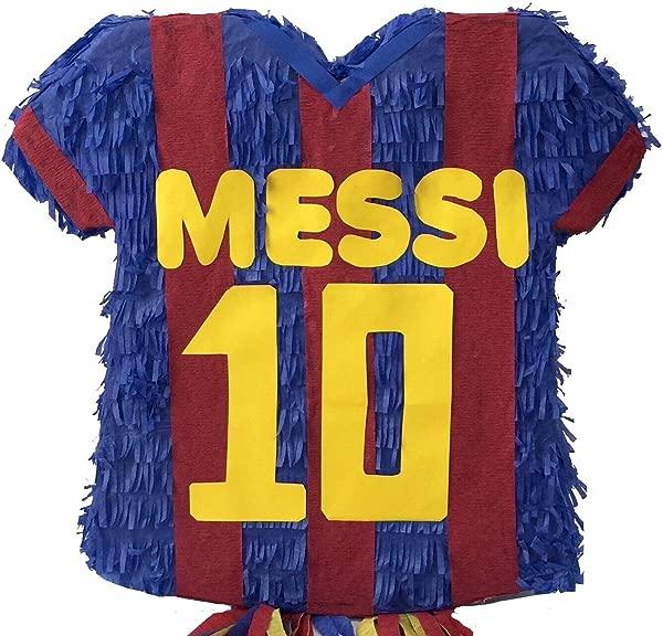 APINATA4U Messi 10 Jersey Pinata