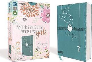 NIV, Ultimate Bible for Girls, Faithgirlz Edition, Leathersoft, Teal PDF
