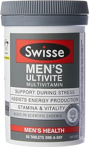 Swisse Mens Ultivite F1 60 Tablets