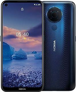 "Nokia 5.4 Smartphone (6.4"" 4 GB RAM 128 GB Dual SIM) Svart"