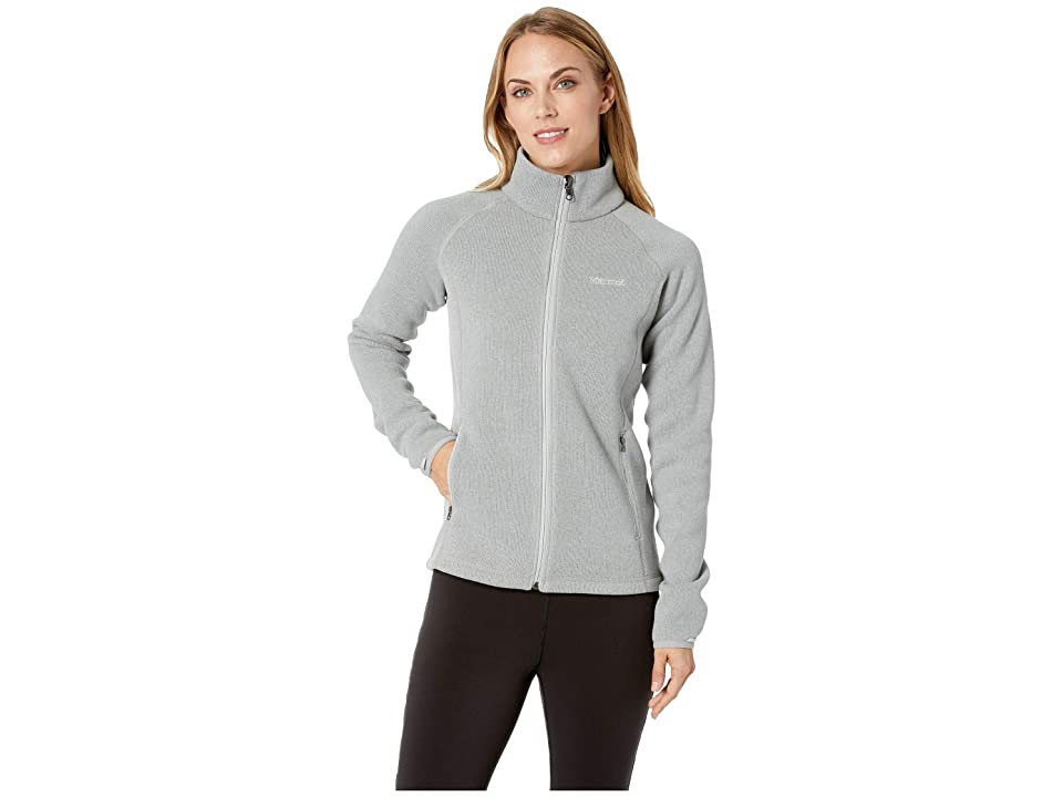 Marmot Torla Jacket (Grey Storm) Women