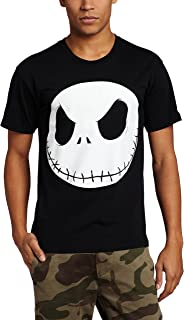 Disney Nightmare Before Christmas Men's Fat Head T-Shirt