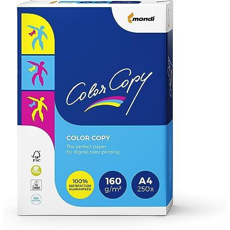 Color Copy - Papier de qualité supérieure Blanc 160 g/m² A4 - Ramette de 250 feuilles