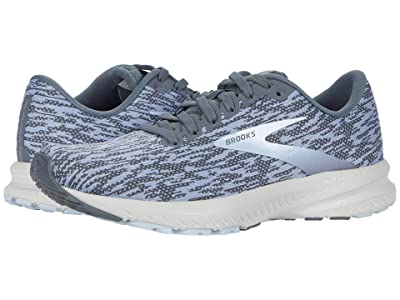 Brooks Launch 7 (Turbulence/Grey/Blue) Women
