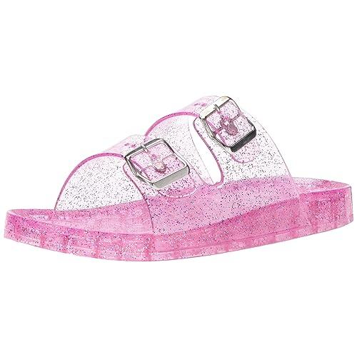 18d37149b181 Madden Girl Women's Jezza Slide Sandal