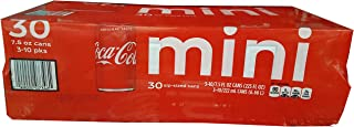Coke Mini Cans, 225 Fluid Ounce