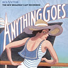 Anything Goes (New Broadway Cast Recording (1987))