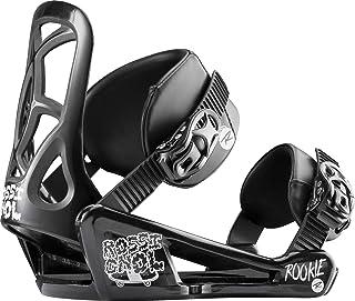 Rossignol Fixations Rookie - Tabla de snowboard para niños