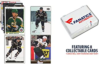 Mike Modano Dallas Stars Unsigned 8 Card Lot - Hockey Player Sets