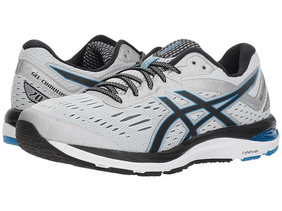 89e945f53ada9 ASICS GEL-Cumulus(r) 20 (Mid Grey Black) Men s Running Shoes