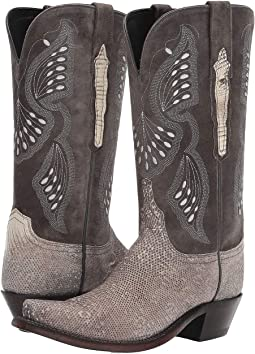 060a60573a7 Women s Gray Boots + FREE SHIPPING