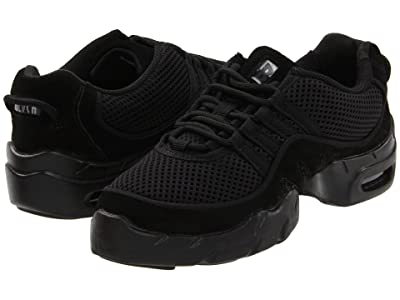 Bloch Boost DRT Mesh Sneaker (Black) Women