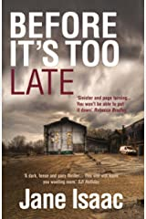 Before It's Too Late (The DI Will Jackman Thrillers Book 1) Kindle Edition