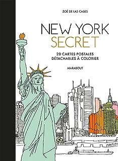 carte postale new york