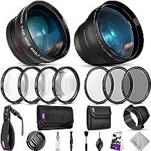 52mm Essential Accessory Kit for Nikon DSLR Bundle with...