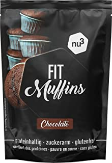 nu3 Fit Muffins - 240g de mezcla lista para hornear
