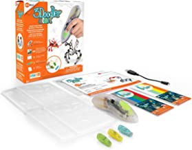 3Doodler Start Make Your Own HEXBUG Creature 3D Pen Set, Amazon Exclusive, with 2 Additional Insectoid DoodleMold