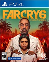 Far Cry 6 PlayStation 4 Standard Edition with Free...