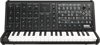 Korg MS20 Mini Semi-Modular Analog Synthesizer (MS20MINI), MultiColored, M
