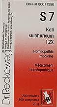 Dr. Reckeweg S7 Kali Sulphuricum 12X