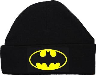 Bat bébé nouveau-né Beenie Bonnet Batman Noir
