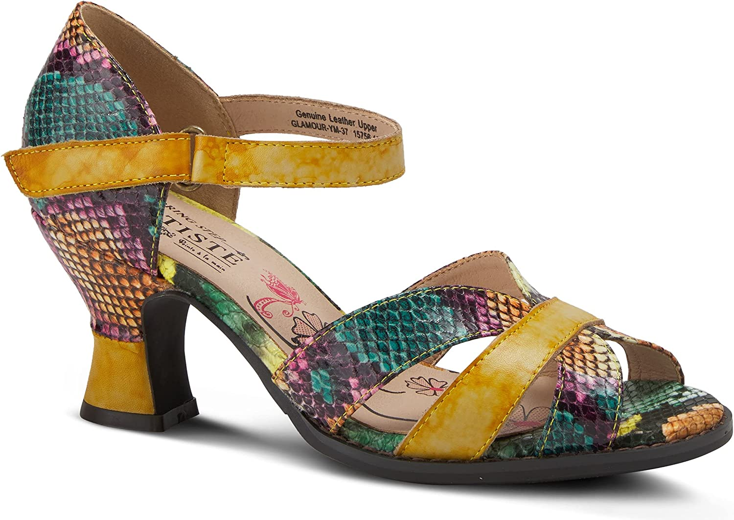 Don't miss overseas the campaign L'Artiste Glamour Ankle Strap Sandal
