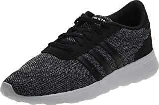adidas LITE RACER Men's Running Shoes, Core Black/ Grey Four (11.5 US)
