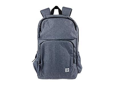 Volcom Roamer Backpack (Navy Heather) Backpack Bags