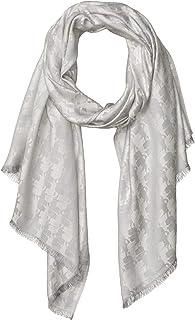 Karl Lagerfeld Paris womens L7WS3765 Silhouette Pashmina Fashion Scarf