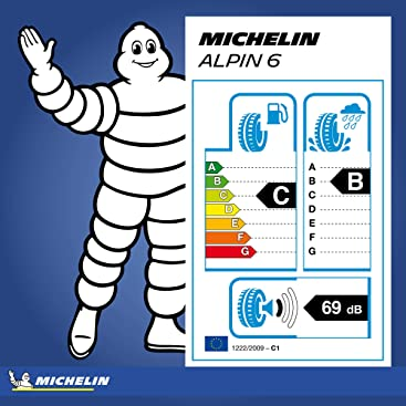 Reifen Winter Michelin Alpin 6 205 60 R16 96h Xl Auto