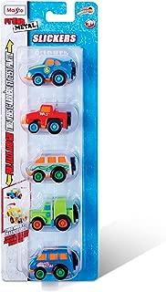 Maisto Fresh Metal Slickers Diecast Vehicles (5-Pack)