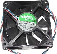 Generic 92mm M35291-35 DEL 12V 2.3A 4Wire For Dell Optiplex GX280 P2780 Case Fan, Nidec Beta V TA350DC Cooler fan