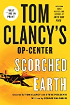 tom clancy's op-center scorched earth