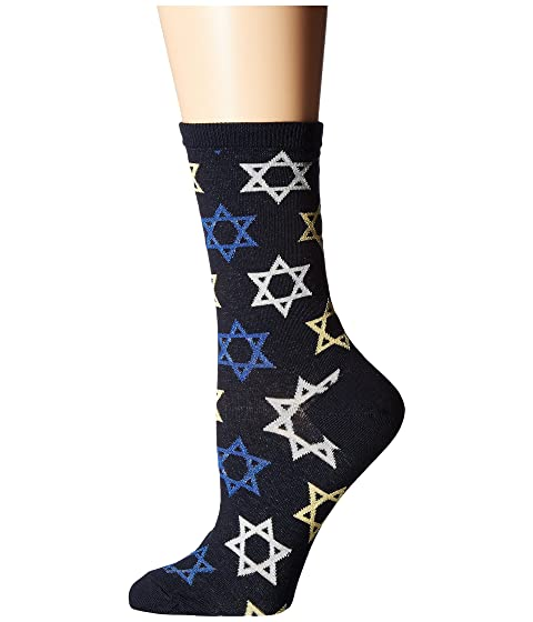 Free Shipping Best Outlet Cheap Authentic Socksmith Star of David Navy Sale Popular Popular For Sale RFNalKxcwz