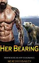 Her Bearing : BBW Werebear Shifter Romance (English Edition)