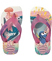 Havaianas Kids Nemo and Dory Sandals (Toddler/Little Kid/Big Kid)