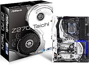 Asrock Z270 Taichi - Placa Base (DDR4, PCIe Gen3 x 4 y SATA3)